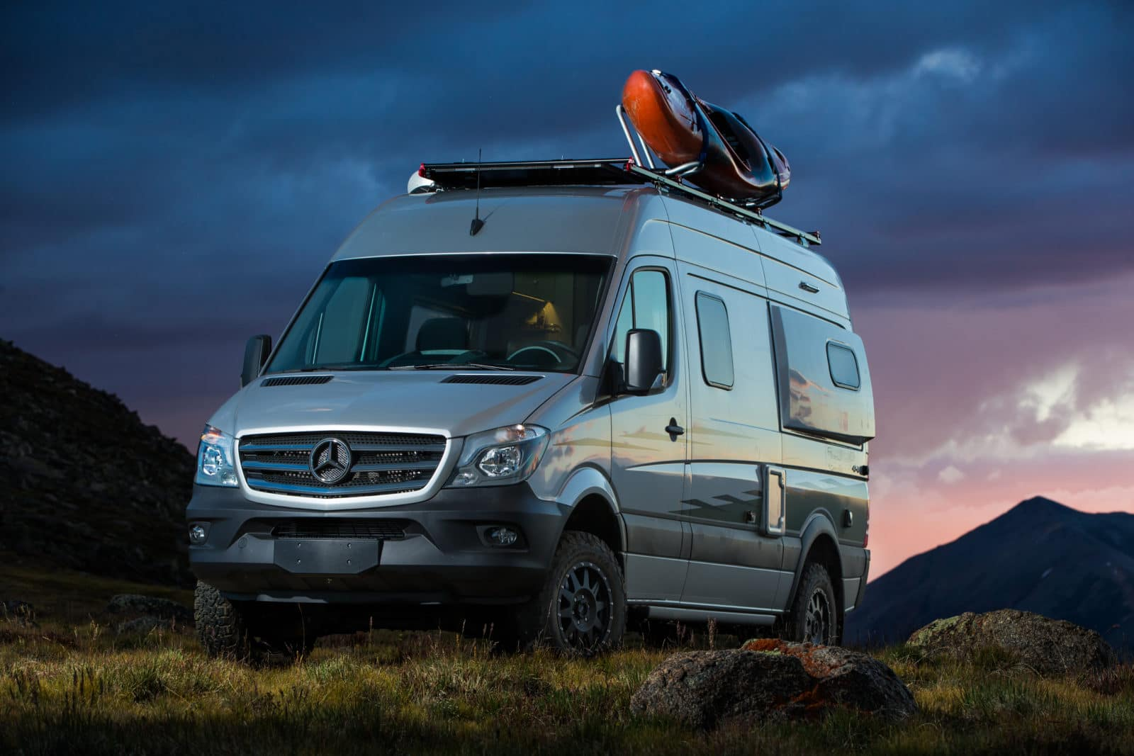 Mercedes Sprinter Rv >> Winnebago Revel 4x4 Mercedes Sprinter Van Rv We Love To Explore