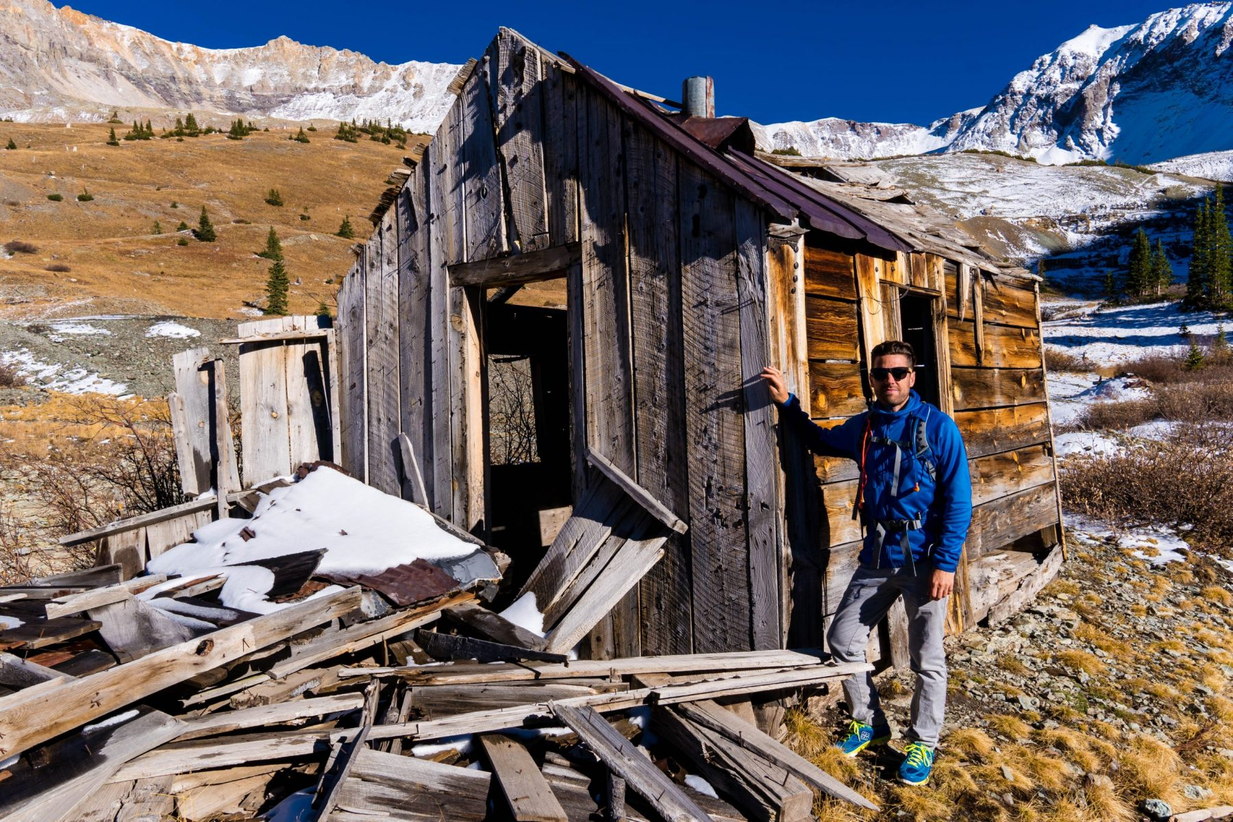 Off Roading Near Me >> The Tomboy Mine Ghost Town Near Telluride, Colorado - We ...